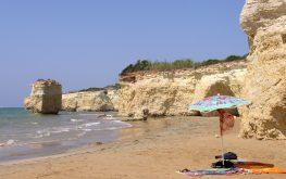 Spiaggia Faraglioni Ciriga